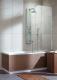 Стеклянная шторка для ванны Radaway EOS PNJ 70/R (205101-101R) -
