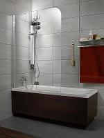 Стеклянная шторка для ванны Radaway Torrenta PND L 1210 (201203-101NL) -