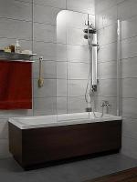 Стеклянная шторка для ванны Radaway Torrenta PND R 1010 (201202-101NR) -