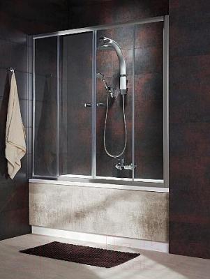 Стеклянная шторка для ванны Radaway Vesta DW (203150-01) - общий вид