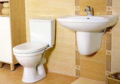 Унитаз напольный Cersanit Merida MR010 (чаша+бачок+сиденье)