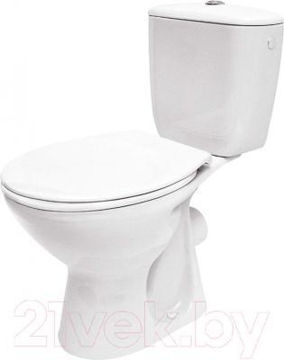 Унитаз напольный Cersanit President P011 (чаша+бачок+сиденье) - общий вид