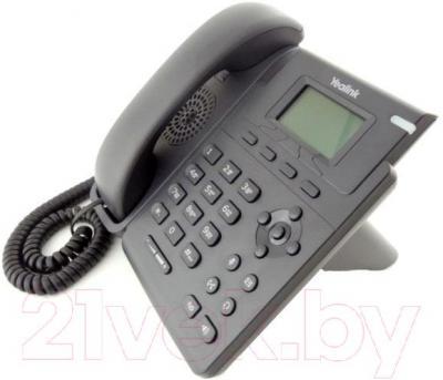 Проводной телефон Yealink SIP-T19 - вполоборота