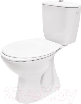 Унитаз напольный Cersanit President P020 (чаша+бачок+сиденье)