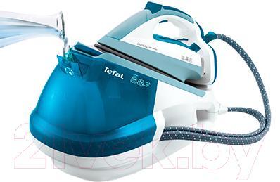 Утюг с парогенератором Tefal Express Control GV7760E0 - заправка воды