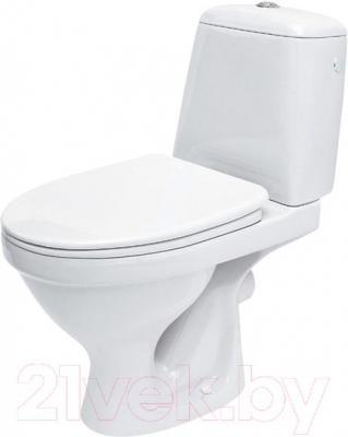 Унитаз напольный Cersanit Еko Е010  (чаша+бачок+сиденье) - общий вид