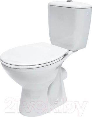 Унитаз напольный Cersanit Р011 Mito (чаша+бачок+сиденье) - общий вид