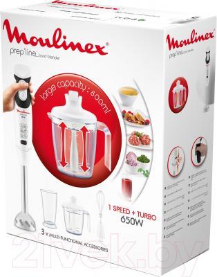 Блендер погружной Moulinex DD727130 - упаковка