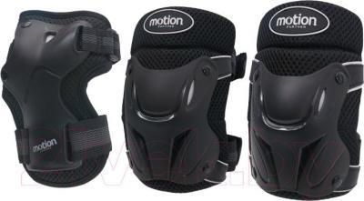 Комплект защиты Motion Partner MP109S (разные цвета) - общий вид