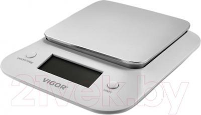 Кухонные весы Vigor HX-8208 - общий вид