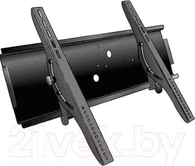 Кронштейн для телевизора Краст 011.1 (черный) - общий вид