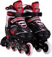 Роликовые коньки Motion Partner MP122L (L, красный) -
