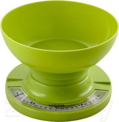 Кухонные весы Vigor HX-8209 - общий вид