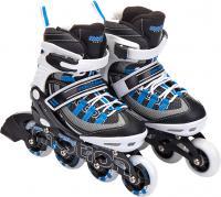 Роликовые коньки Motion Partner MP129S (S, голубые) -