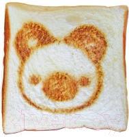 Тостер Vigor HX-6024 - выжигание рожицы медвежонка на хлебе