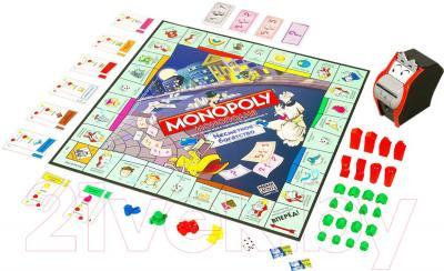 Настольная игра Hasbro Монополия. Несметное Богатство 2 - игровое поле