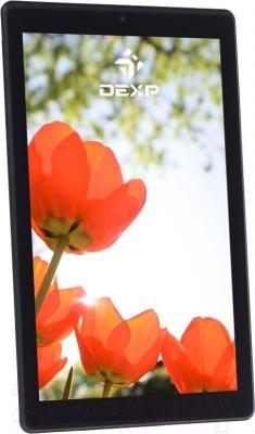 Планшет DEXP Ursus 10MV (черный) - общий вид