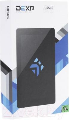 Планшет DEXP Ursus 10MV (черный) - упаковка