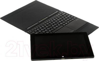 Планшет DEXP Ursus 10W2 3G (черный) - с клавиатурой