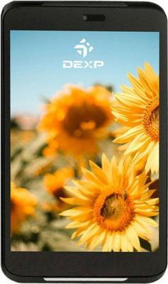 Планшет DEXP Ursus 8E mini (черный) - общий вид