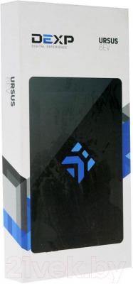 Планшет DEXP Ursus 8EV (черный) - упаковка