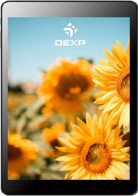 Планшет DEXP Ursus 9PX (черный) - общий вид