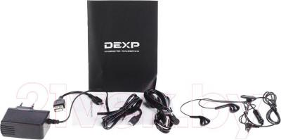 Планшет DEXP Ursus 9PX (черный) - комплектация