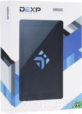 Планшет DEXP Ursus 9PX (черный) - упаковка