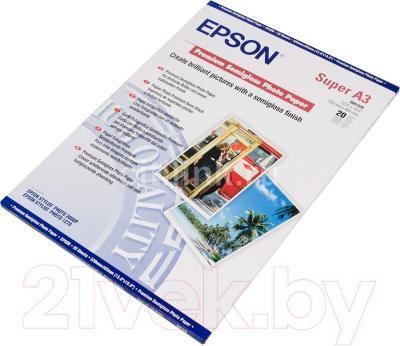 Фотобумага Epson C13S041334