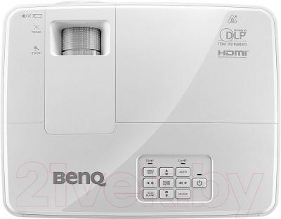 Проектор BenQ MX525 - вид сверху