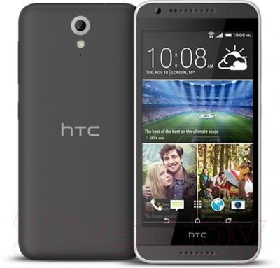 Смартфон HTC Desire 620G Dual (серый)