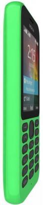 Мобильный телефон Nokia 215 Dual (ярко-зеленый)