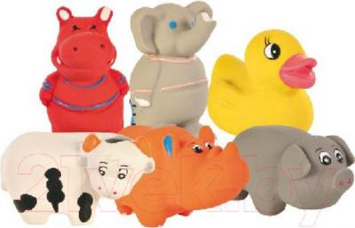 Набор игрушек для животных Trixie Baby Zoo 3570 (со звуком) - общий вид