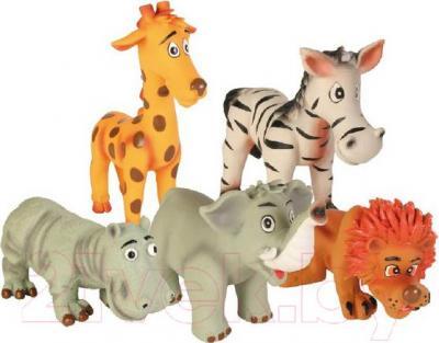 Набор игрушек для животных Trixie Сафари 3505 (со звуком) - общий вид