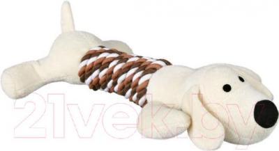 Набор игрушек для животных Trixie Animals with Rope 35894 (со звуком) - общий вид