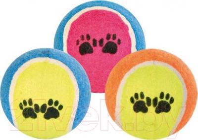 Набор игрушек для животных Trixie Tennis Balls 3475 - общий вид