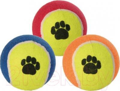 Набор игрушек для животных Trixie теннисные мячики 3476 - общий вид
