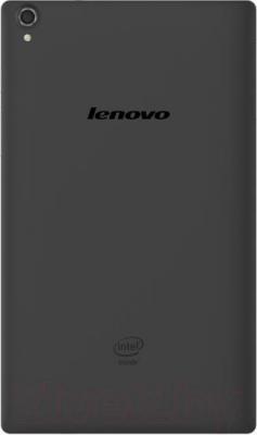 Планшет Lenovo TAB S8-50LC 16GB LTE (чёрный) - вид сзади
