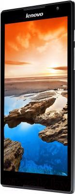 Планшет Lenovo TAB S8-50LC 16GB LTE (чёрный) - вполоборота