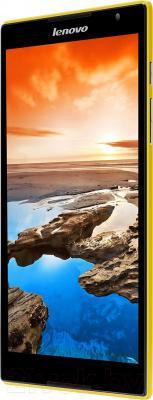 Планшет Lenovo TAB S8-50LC 16GB LTE (желтый) - вполоборота