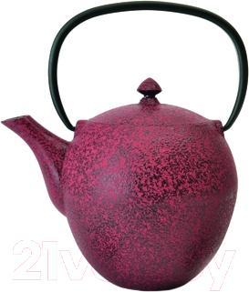 Заварочный чайник BergHOFF 1107044 (темно-красный) - общий вид