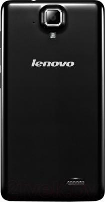 Смартфон Lenovo A536 (черный) - вид сзади