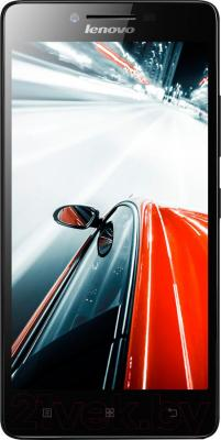 Смартфон Lenovo A6000 (черный)