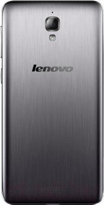 Смартфон Lenovo S660 (титановый) - вид сзади
