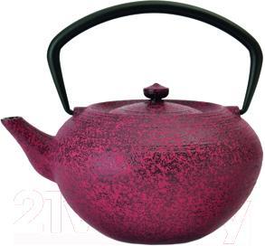 Заварочный чайник BergHOFF 1107050 (темно-красный) - общий вид