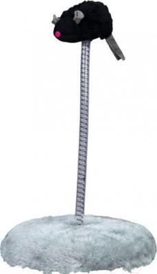 Игра для животных Trixie Мышь на пружинке 4549 - общий вид