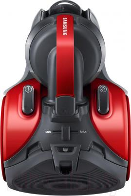 Пылесос Samsung SC15H4010V (VC15H4010VR/EV) - вид спереди