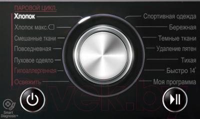 Стиральная машина LG F12U2HBS2 - программы