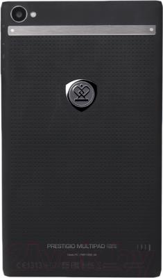 Планшет Prestigio MultiPad Consul 7008 (PMT7008_4G_C_BK) - вид сзади