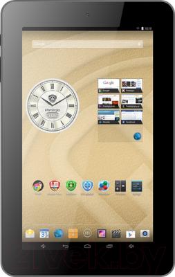 Планшет Prestigio MultiPad Wize 3017 4GB (PMT3017_WI_B_BK) - общий вид